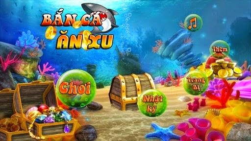 Tải game bắn cá ăn xu 2 phiên bản 3d mới nhất