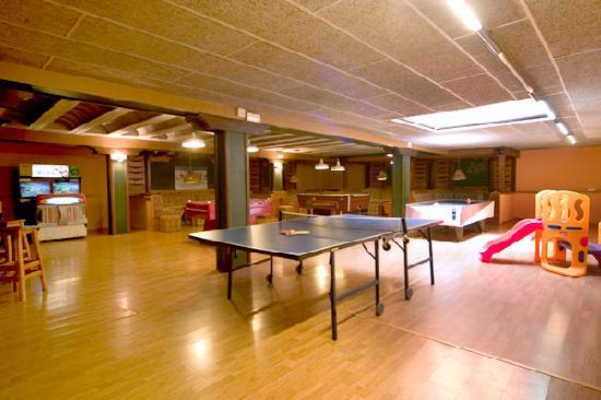 si no sabes como entretener a tus hijos o simplemente tenes ganas de divertirte podes instalar en tu casa una sala de juegos un pool si tenes hijos