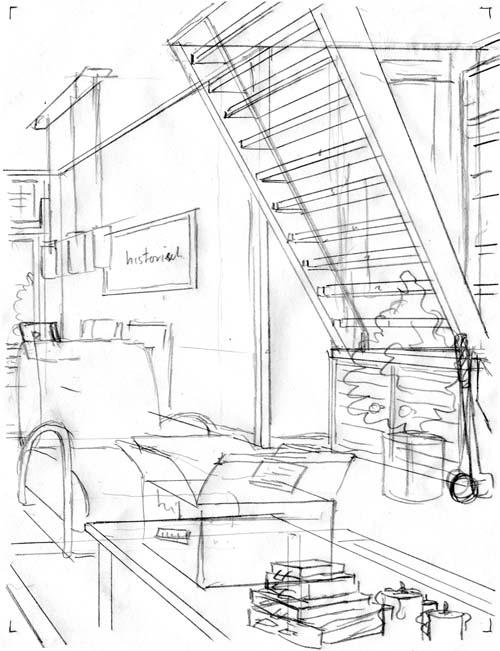 De bob evers strip het huis aan de noorderdwarsstraat for Kamer 3d tekenen