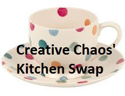 Creative Chaos Kitchen Swap