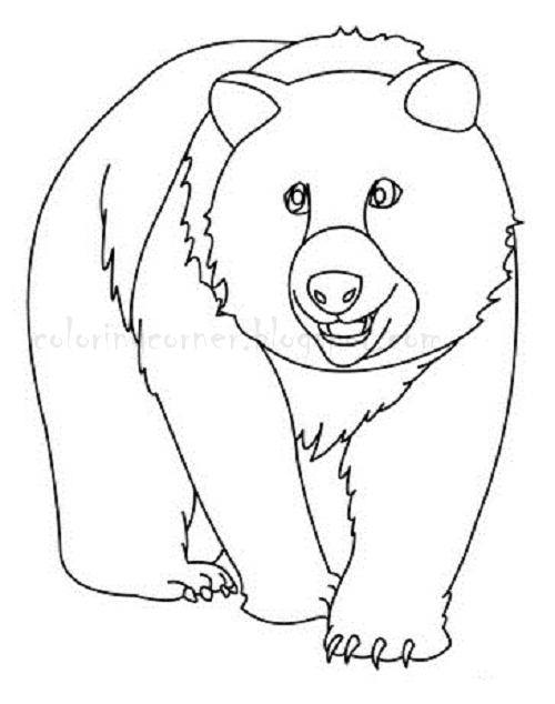 Build a Bear Printable Coloring Pages
