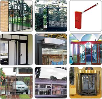 Puertas automaticas y sistemas de seguridad puertas for Puerta automatica no abre