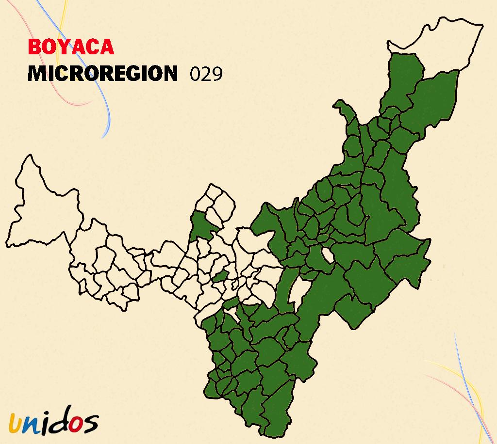 Corrales Boyaca Mapa Mapa Boyaca Micro029