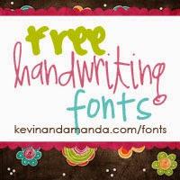 Free Fonts I love!