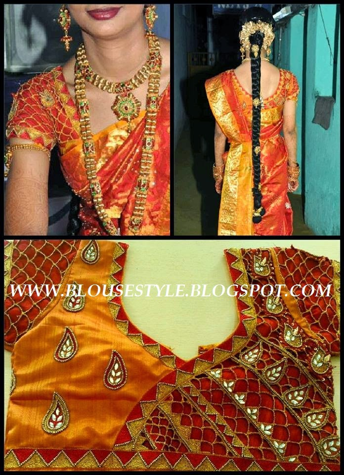 Models Of Blouse Designs Latest South And North Indian