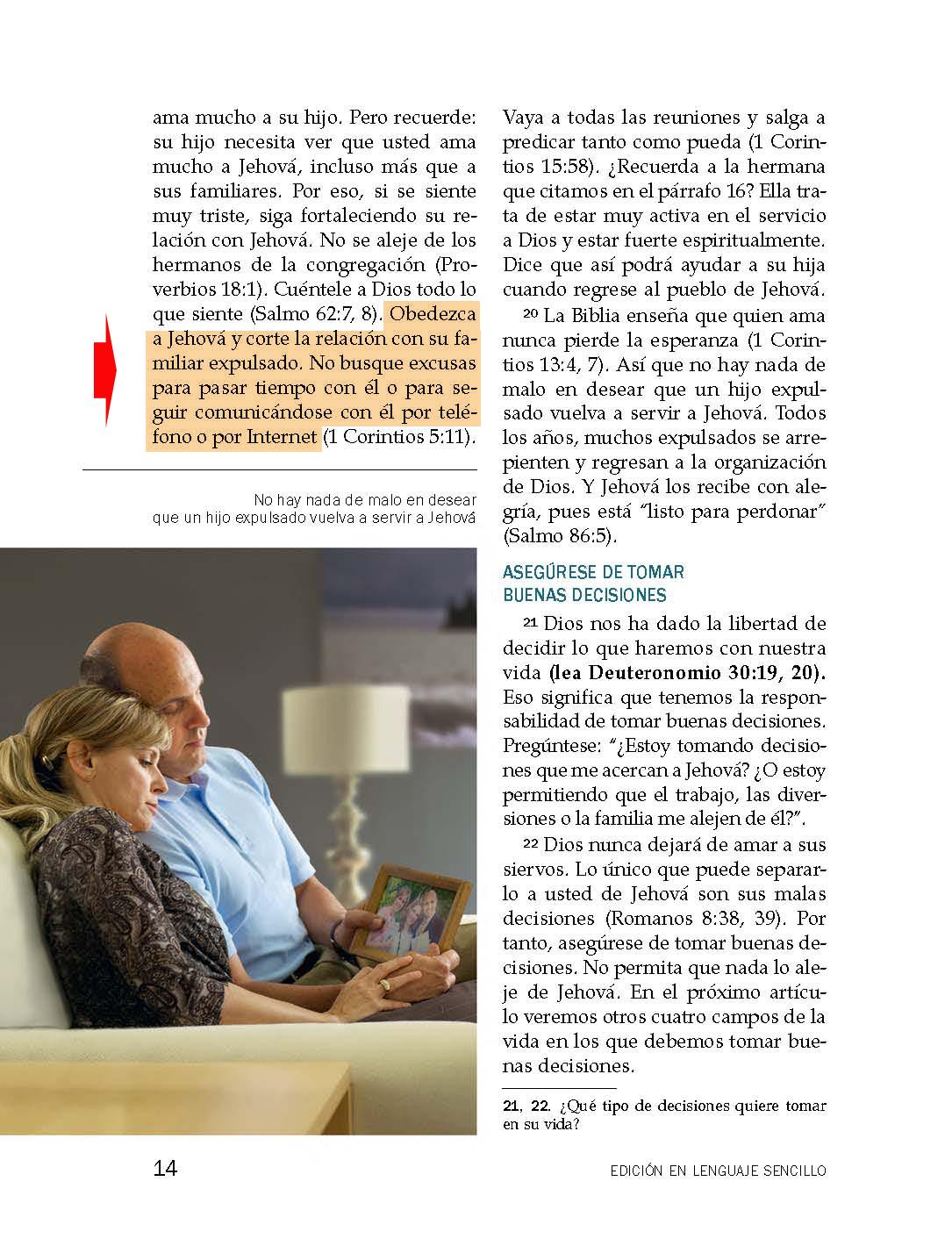 La Atalaya, 15 de enero de 2013, página 14