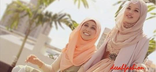Baju Muslim Remaja Populer Soft Color