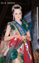 Miss Tourism of Central Borneo 2013