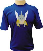 Camisetas de Super Heróis