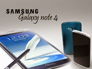 Harga Samsung Galaxy Note 4 Dan Spesifikasi