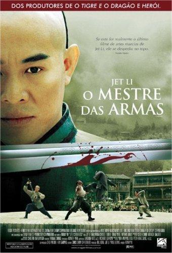 Filme Poster O Mestre das Armas  DVDRip XviD & RMVB Dublado
