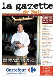 La Gazette de Bali janvier 2013