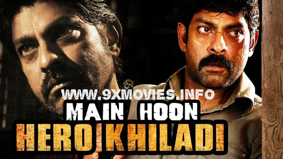 Main Hoon Hero Khiladi 2018 (Hindi Dubbed)