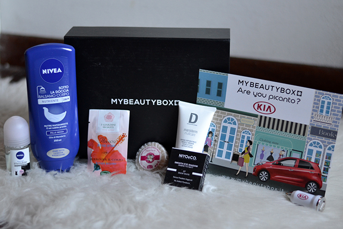 my beauty box giugno 2015