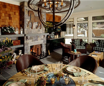 sala comedor juntos