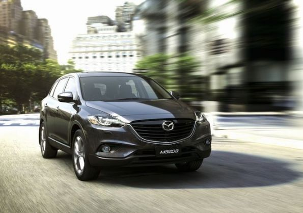 Mazda CX-9 crossover photo