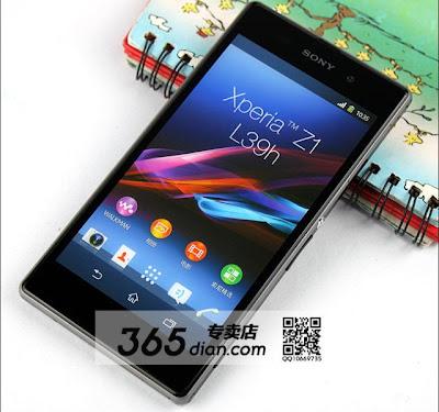 Mostrato il display del prossimo smartphone sony Honami