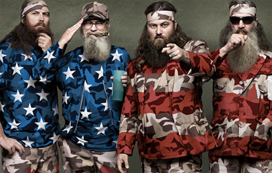 With A&E's 'Duck Dynasty,' though, they've managed to hold on