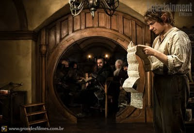 O Hobbit - Bilbo Bolseiro em Bolsão