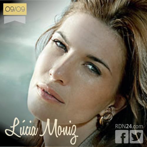 09 de septiembre | Lúcia Moniz - @LuciaMoniz | Info + vídeos