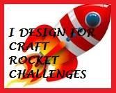 I Design for Craft Rocket Challenges