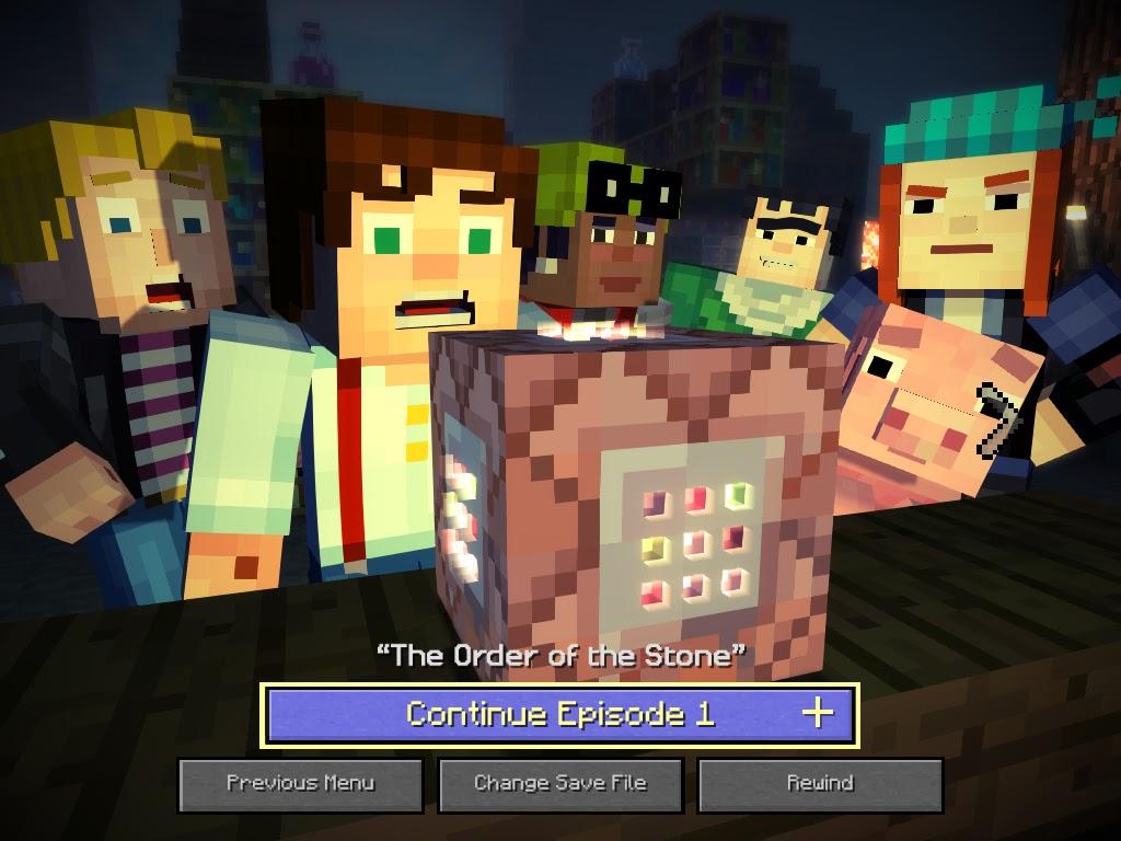 Minecraft Story Mode Прохождение - Эпизод 3 - #5 ...