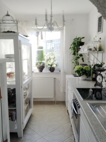 vertraeumtes stadthaus unsere kleine k che. Black Bedroom Furniture Sets. Home Design Ideas