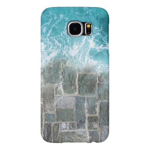 SEA AND ROCK SAMSUNG S6 CASE