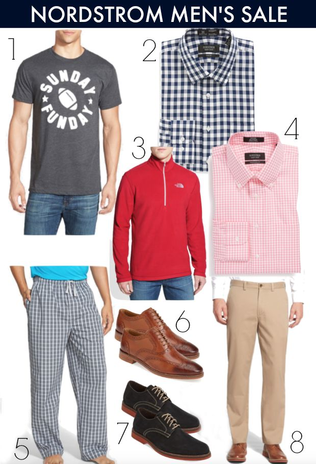 Nordstrom Anniversary Sale - Men's Picks