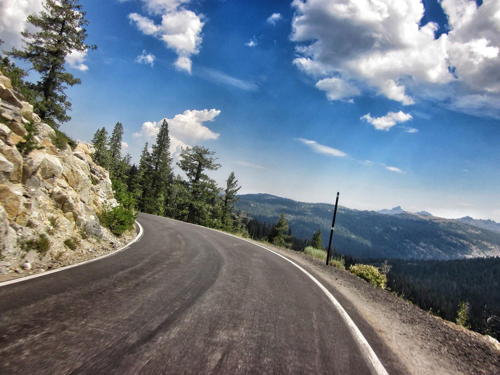 Ebbets Pass Highway