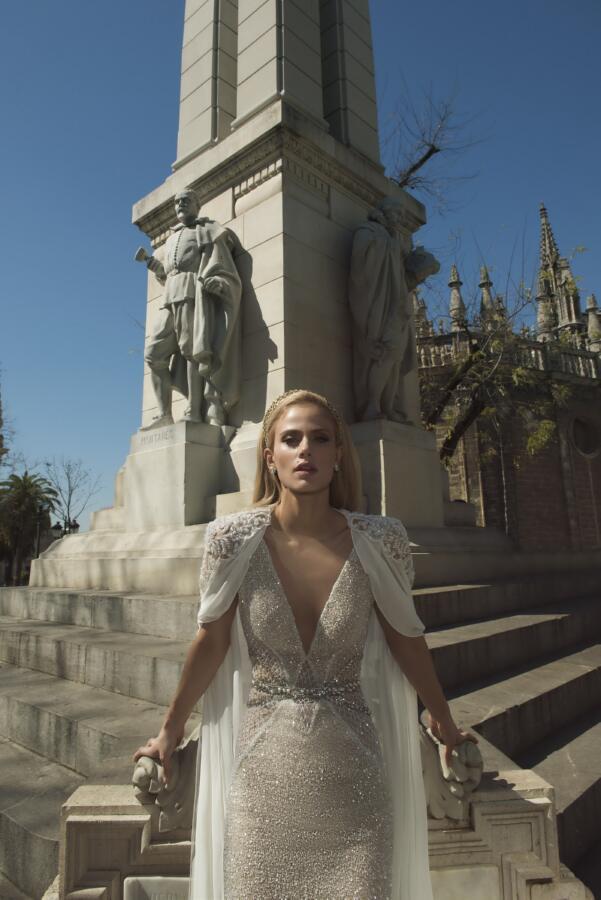 Espectaculares vestidos de novias | Colección Tal Kahlon