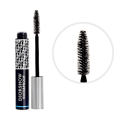 Dior, Dior Diorshow Waterproof Mascara Black, Dior mascara, eye makeup