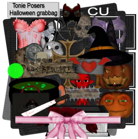 cu halloween grab bag