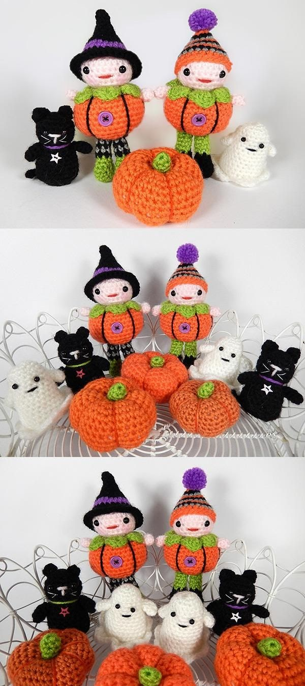 http://www.amigurumipatterns.net/shop/Moji-Moji-Design/Pumpkin-patch-people/