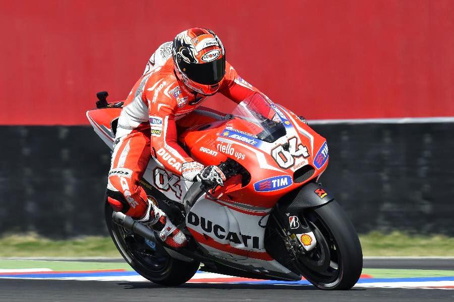 Valentino Rossi pada Seri Perdana MotoGP 2015 (sumber gambar: detik.com) www.guntara.com