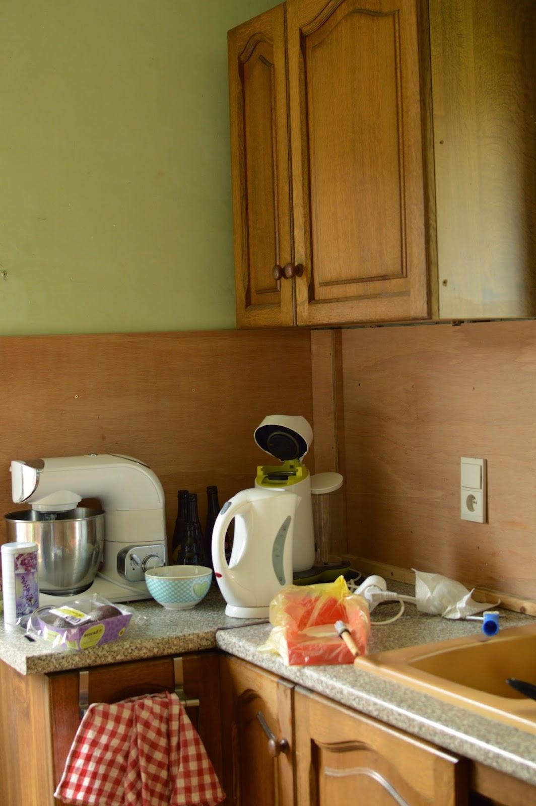 Mamzella: Huisprojectje 1: de keuken