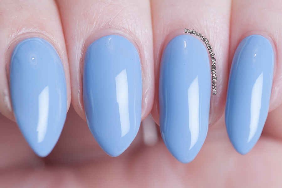 MckFresh Nail Attire Cerulean Baby Colour Chart Collection