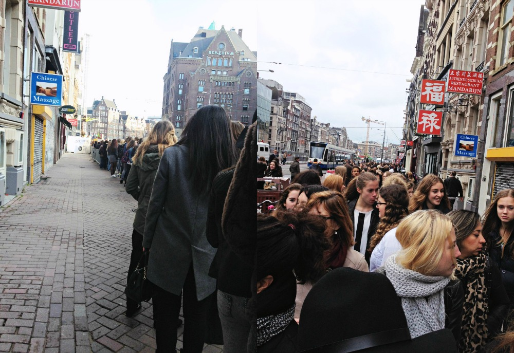 FOREVER21 AMSTERDAM GRAND OPENING April 2014