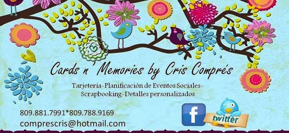 Cards n' Memories by Cris Comprés