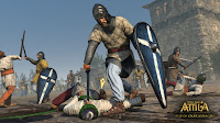 total War: Attila Age of Charlemagne swordsmen