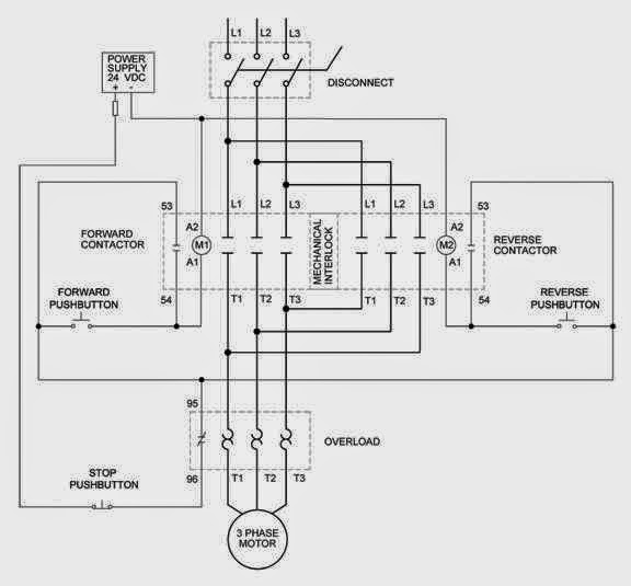 3 phase electric heater wiring diagram