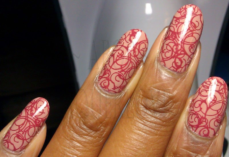 ANOTHER Bottle of Polish?!: Finger Paints - Neo Gothic