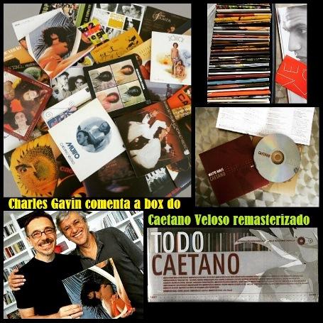 Box Caetano Veloso remasterizado