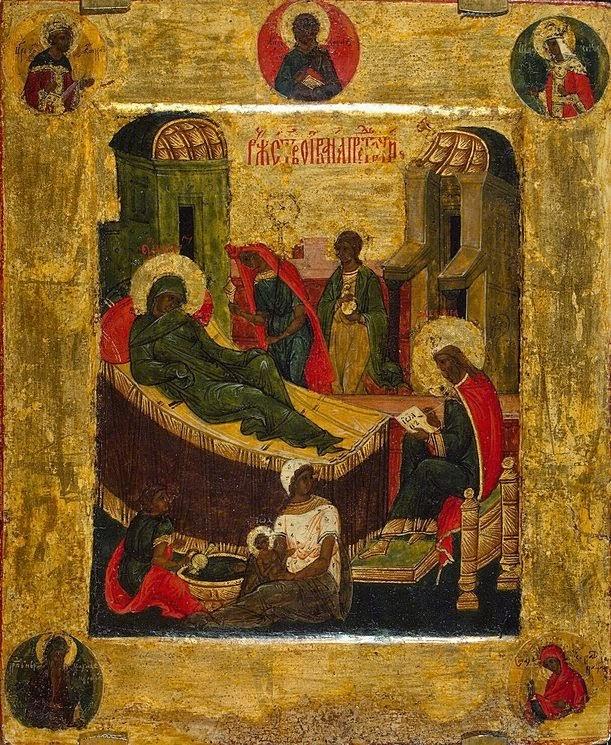 Azi 24 iunie Nasterea Sfantului Ioan Botezatorul !