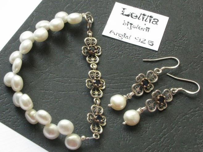 Letitia bijuterii