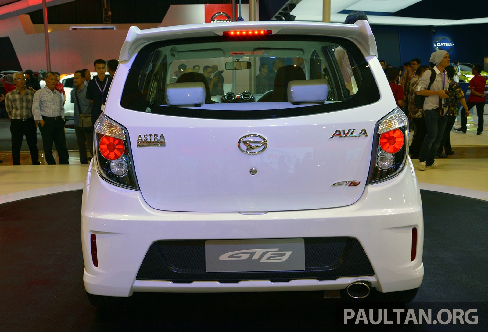 DAIHATSU ALL NEW AYLA GT 2 2017