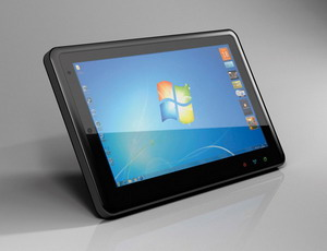 10.1-inch itablet Windows 7-powered tablet announced at CES 2011