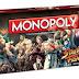 "Veja o ""Monopoly: Street Fighter""!"