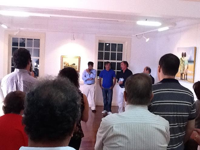 ONE WAY by l'agenzia di arte - House of Culture of Santa Cruz - Madeira Islands, Portugal