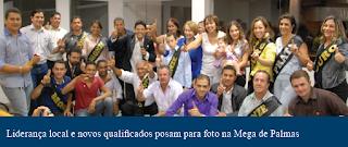 Palmas, capital do Tocantins UP! Essência